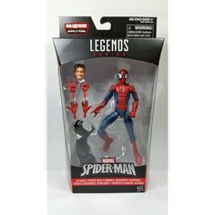 Lookie Lookie at what just came in... Marvel Legends Se... take a look! http://bigboycollectibles.com/products/marvel-legends-series-spider-man-6-ultimate-spider-man-peter-parker?utm_campaign=social_autopilot&utm_source=pin&utm_medium=pin #actionfigures #toys #bigboycollectib