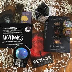 Excited that Owl Crate https://owlcrate.com/ included our Fortune Telling Bomb in their September subscription box! #bathbombs #bathfizzers #owlcrate #giftidea