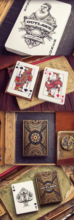 手绘扑克 |GAMEUI- 游戏设计圈聚...