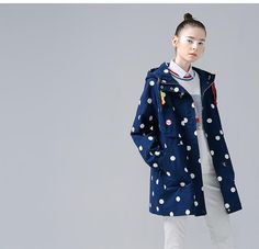 Autumn is coming be prepared for this season to show Your New You in top clothing trends sewn with love. On our store find greatest deals and offers! Jacket 2017, Jacket Style, Great Deals, Autumn, Fall, Raincoat, Clothes For Women, Trending Outfits, Cotton