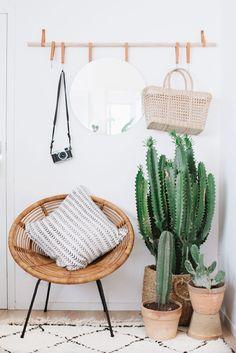 9 Ideas Para Decorar La Entrada De Tu Casa – Cut & Paste – Blog de Moda