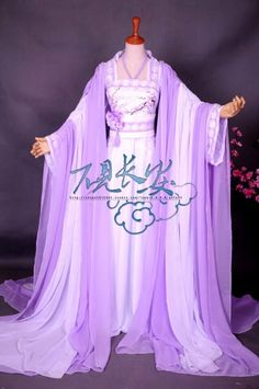 Traditional Fashion, Traditional Dresses, Korea Dress, Hippy Chic, Chinese Clothing, Disney Dresses, Japanese Outfits, Kimono Dress, Hanfu