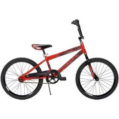 """Kids Bikes Boys' 20"""" Huffy Rock It Red - Bicycles"""