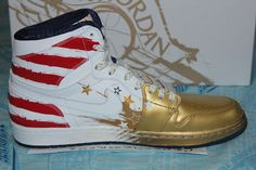 finest selection 6f3b3 84b9e Dave White x Air Jordan 1  WINGS For The Future  - Available on eBay -  SneakerNews.com