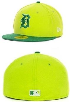 separation shoes 76cfd 4707c  Detroit tigers mlb  baseball  2tone tint new era 59fifty fitted cap hat 8