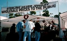 Big Pine Key Flea Market on Big Pine Key every Saturday and Sunday morning.