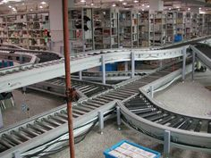 Excellent for the warehouse, production line ZM Automation produced maximize the flexibility of shape by utilizing short roller whichenable us to create the exact length of conveyor for our customers. http://www.zm-automation.com/gravity-roller-conveyor/