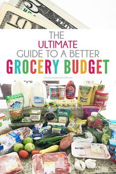 Save | Budget | Meal Planning | Groceries | Frugal
