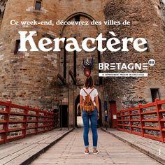 Découvrez toutes les appropriations des acteurs du tourisme bretons dans le cadre de la campagne #DépaysezVousenBretagne Création : Comité Régionale du Tourisme Bretagne Week End, Rural Area, Actor, Brittany, Tourism