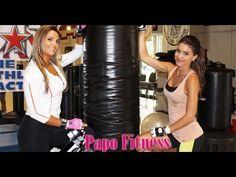 """Malhando: Exercicios para o Abdomen """"Barriga Sarada"""" com Camila Coelho"""