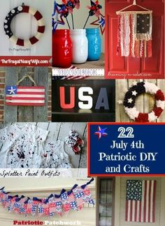 4th of july crafts to do with toddlers