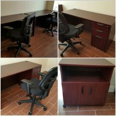 High standard inexpensive office furniture #1 Furniture Layout, Office Furniture, Office Desk, High Standards, Corner Desk, Design, Home Decor, Corner Table, Desk Office