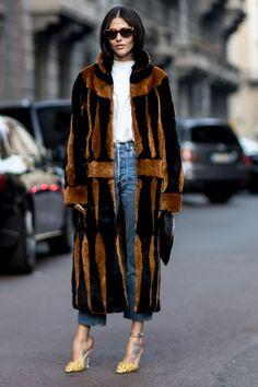 The Milan Fashion Week Street Style Looks We Want To Copy - Milan Fashion Week Street Style from InStyle.com