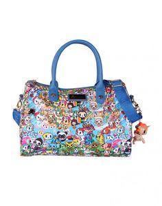 Summer Splash Bowler Bag