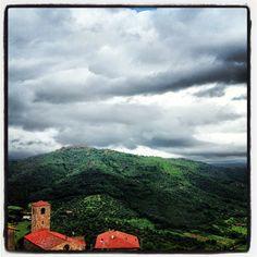 Vetulonia from Buriano #maremmans #borghidimaremma
