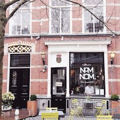 Den Bosch, Nom Nom Terrace Restaurant, Lunch Room, Vegan Restaurants, Food Trucks, Eindhoven, Take A Break, Bakeries, Live In The Now, Utrecht