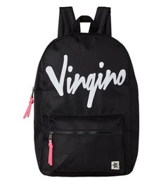 Vingino Rugzak Vilvevijn Bag Black