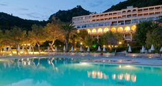 lti Louis Grand Hotel,4 Star,Corfu Island, Greece