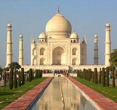 Top Secret: la verità dietro a 10 meraviglie del mondo. Taj Mahal: la sua bellezza nasconde un segreto © Francesca Torracchi
