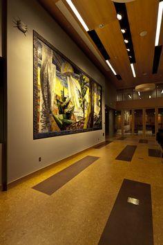 Tva Architects Ford Alumni Center University Of Oregon