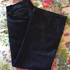 Express Trouser Jean Gently used Express Trouser Jean.  Great dress Jean for work or play. Express Pants Trousers