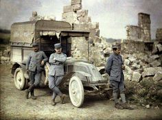 SurrealPhotos That Capture What World War I Looked Like in Color