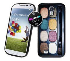 Eyeshadow Makeup Box Samsung Galaxy S4 Case Hard Plastic