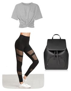 """School/Woman fashion❤"" by puskaseniko on Polyvore featuring T By Alexander Wang"
