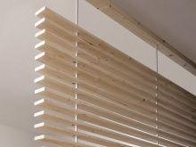 Ratgeber Raumteiler: Raumteiler aus Dachlatten mit Gewindestangen