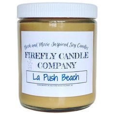 La Push Beach Soy Candle Twilight Candle Book by FireflyCandlesCo