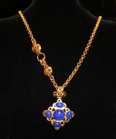 Astoria Couture - Chanel vintage jewelry/ Rare Grixpoix  necklace , $1,895.00 (http://www.astoriacouture.com/chanel-vintage-jewelry-rare-grixpoix-necklace/)