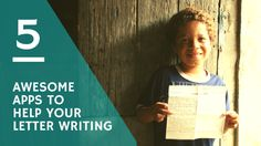 5 Awesome Apps to Help Your Letter Writing
