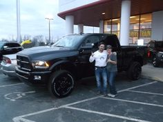 JEFFREY's new 2016 RAM  2500! Congratulations and best wishes from Marshall Chrysler Dodge Jeep Ram and Dylan Shinkle.