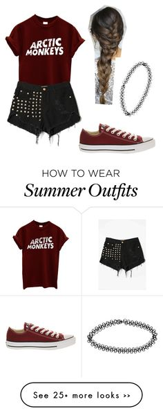"""Arctic Monkeys Fan outfit"" by hannamarie332 on Polyvore"