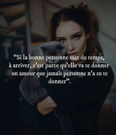 and the cat istoo sweet ! Best Quotes, Love Quotes, Inspirational Quotes, Mantra, Quote Citation, Love Phrases, French Quotes, Some Words, Words Quotes