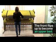Sofa Folding - Modern Interior Concepts Designs Ideas