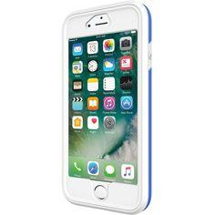 Incipio - Performance Series Max Modular Case for Apple® iPhone® 7 - White/Blue