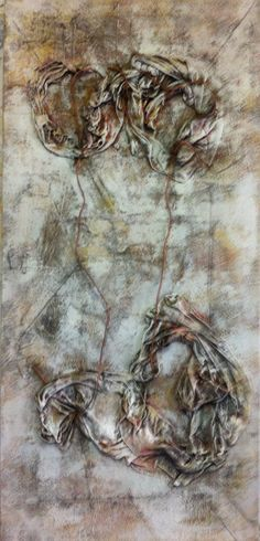 Série Abstracionismo Lírico, téc. mista,
