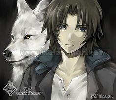 Wolf's Rain- Kiba