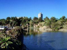 Uruguay, Parque Rodó, Rambla de Montevideo