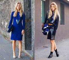 Ada Kokosar #style #fashion #outfit #look #dress #streetstyle