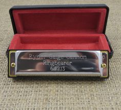 Hohner Harmonica Personalized Engraved by tiposcreations, $21.00