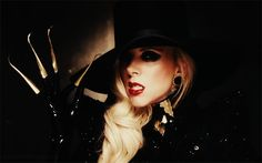 Maria Brink's Wonderland - inthismomentdaily: Fuckin' Awesome Black Widow...