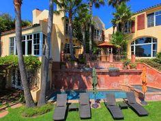 Elegant Malibu Beachfront Estate with 2 Guesthouses