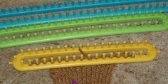 How to Increase Stitch or Decrease Stitch on a Loom