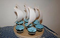 Un #candybar de temática #nautica que realizamos junto con el dulce trabajo de #martahurtado de Oh my cake!