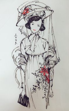 흑요석 Obsidian (@00obsidian00) | Twitter Korean Hanbok, Learn Korean, Korean Art, Korean Outfits, Anime Art Girl, South Korea, Art Sketches, Illustrators, Tatoos