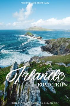 Road trip en Irlande — 15 jours sur la Wild Atlantic Way - Top Trends Road Trip Destinations, Amazing Destinations, Wild Atlantic Way, Europe Bucket List, Voyage Europe, Blog Voyage, Ireland Travel, Places To Visit, Landscape