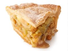 Green Tomato Pie from #FNMag