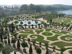 Versailles Gardens | Gwendolyn's Garden